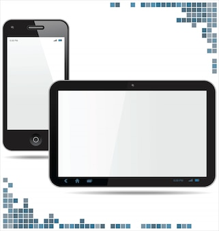 タブレットスマートフォン