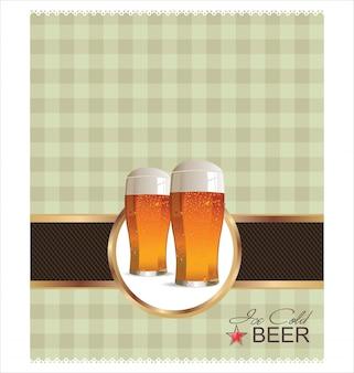 ビールカフェデザイン