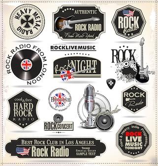 ロックミュージック