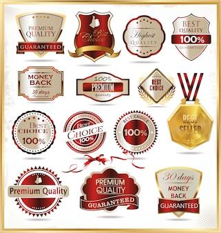 高級ゴールデンラベル