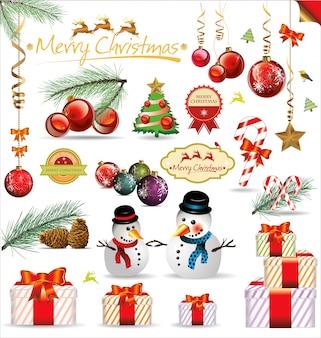 クリスマスバナーセット