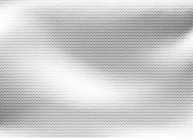 抽象的な穏やかな灰色の点線の背景