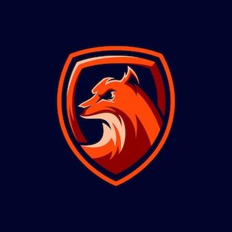 フォックスのロゴデザイン