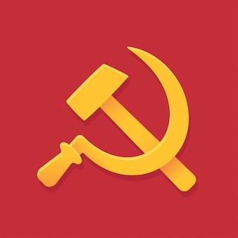ソ連のハンマーと鎌