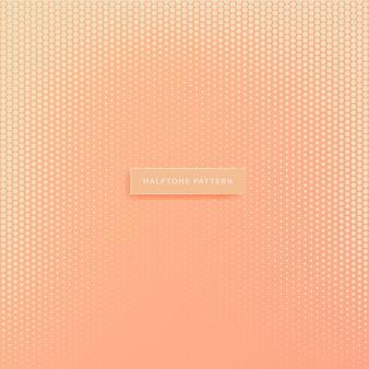 ハーフトーンパターン、抽象的な背景