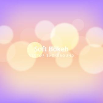 明るいピンク色の背景概念の抽象的なぼやけたソフトフォーカスボケ、コピースペース。