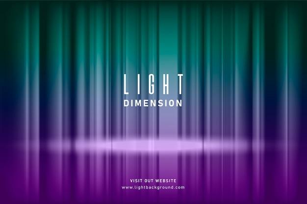 Абстрактный фон с лучами света