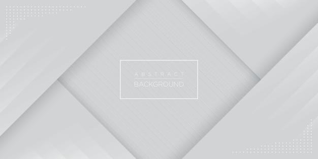 Современный абстрактный серый геометрический фон