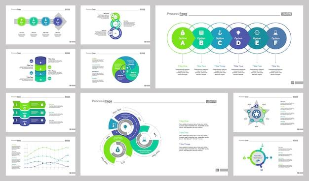 Десять шаблонов рекламных слайдов