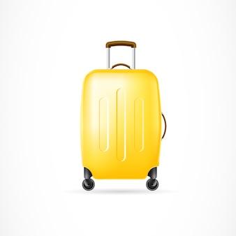 スーツケース・オン・ホイール