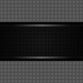 Структура пластика на вельветовом фоне, шаблон из углеродного волокна
