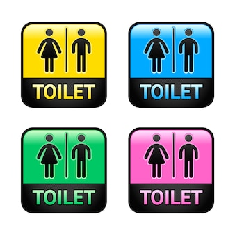 トイレのシンボル