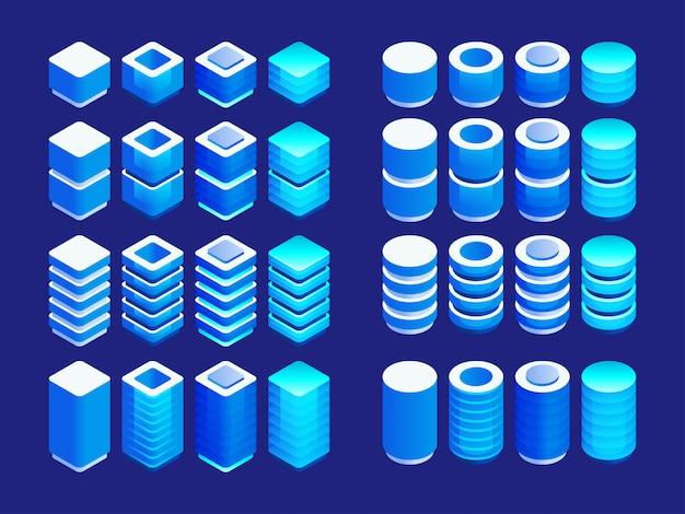 Изометрические элементы