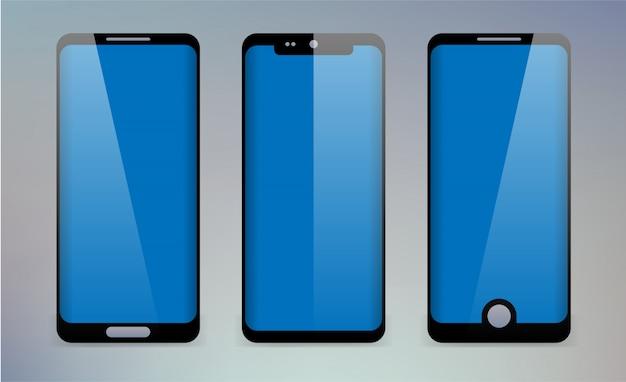 Концепция современных телефонов