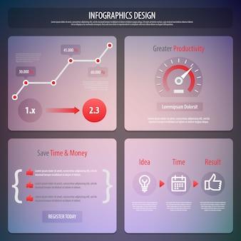 Инфографический дизайн