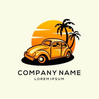 車のロゴのベクトル