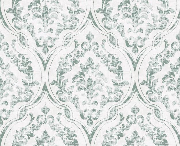 ヴィンテージの華麗な装飾パターン