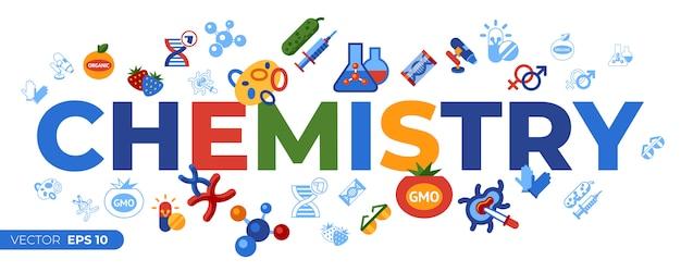 Набор иконок гмо генной инженерии
