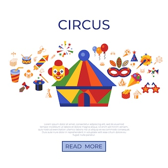 Карнавальные и цирковые иконы