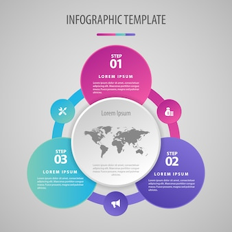 Бизнес инфографика. дизайн минималистичный и плоский. бизнес статистика