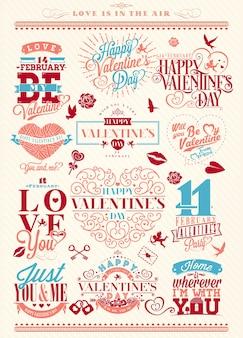 Типичный очерк дня святого валентина