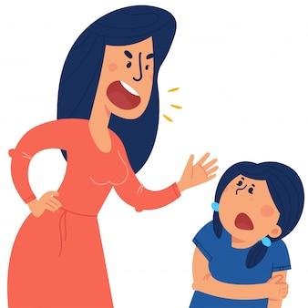 Концепция насилия и жестокого обращения в семье