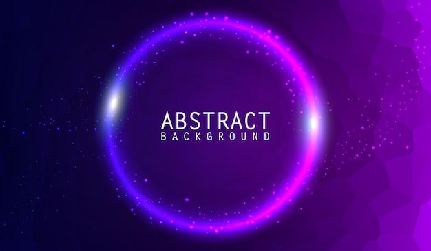 Абстрактный фон с блеском
