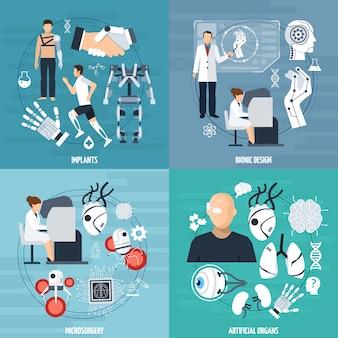 Шаблон современной бионики