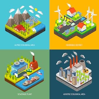 Загрязнение окружающей среды и защита