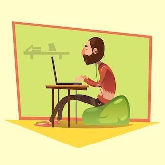 プログラマ作業