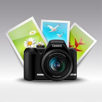 Камера и картинки