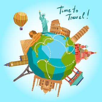 Справочная информация о путешествиях