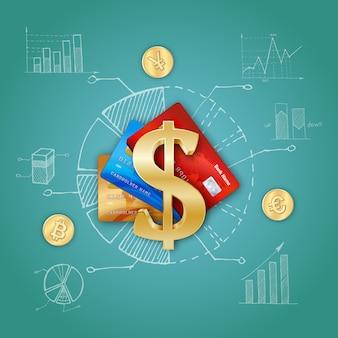 現実的な財務テンプレート