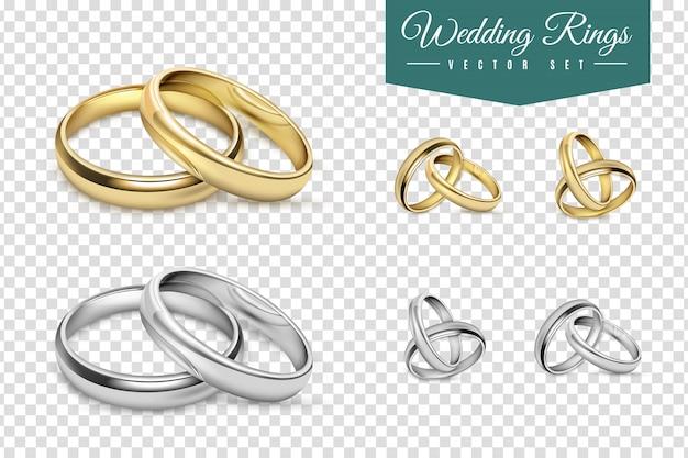 結婚指輪セット