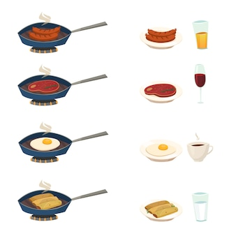 Набор для завтрака