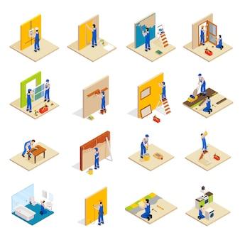 家の修理等尺性セット