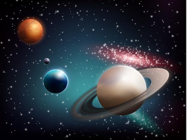 Планета набор