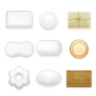 現実的な石鹸