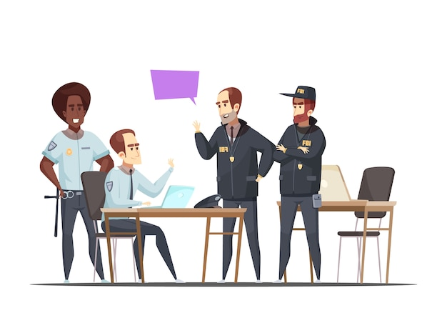 Полицейское управление