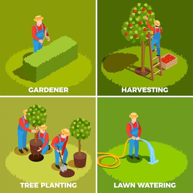 Управление садом