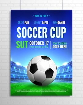 サッカーカップ