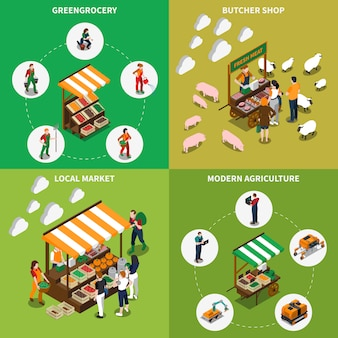 Концепция местного овощеводства