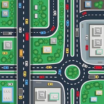交通都市トップフラット