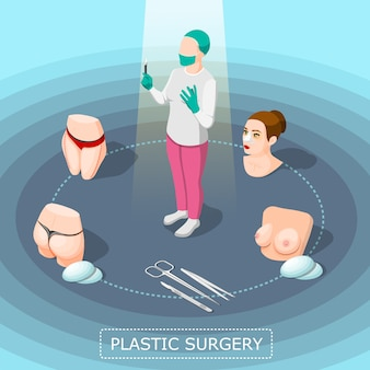 整形外科等尺性デザインコンセプト