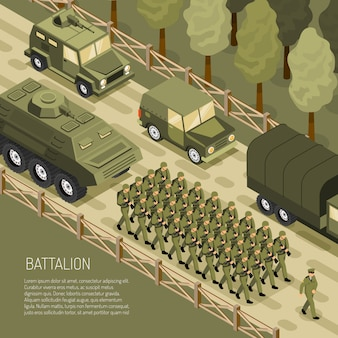 Изометрическая военная кампания