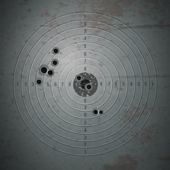 Метка стрельбы