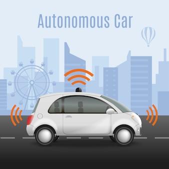 Радиоуправляемая автомобильная дорога