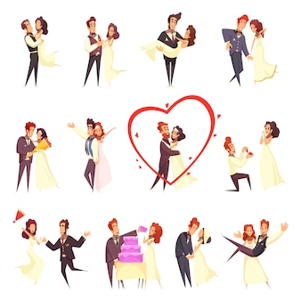 新婚漫画セット
