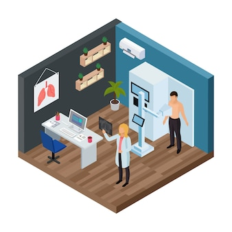 肺テストと結核予防等尺性概念