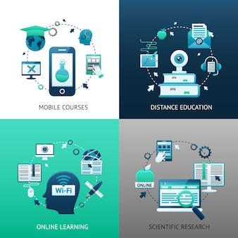 オンライン教育の設計コンセプト